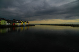 ~ TWILIGHT ON CLADDAGH ~