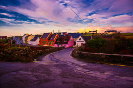Doolin Village, Ireland