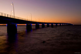 Oleron Bridge,Charente Maritime, France