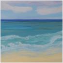 Cornish sea, Carbis Bay, 2013 (sold)