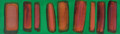 veronese green and brown pink 2010<br>