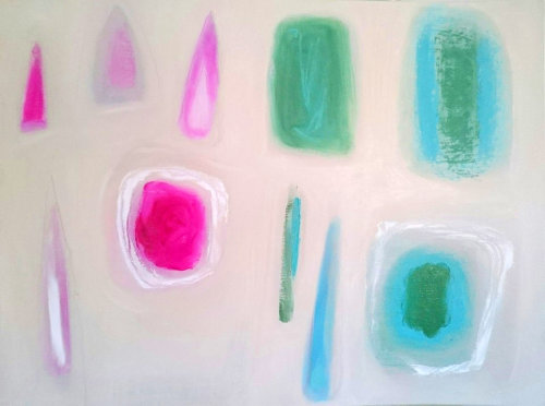 Summer abstract, 2015