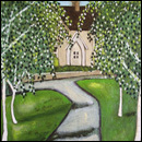 Lodge House, Stroud Cemetary, 2008 (sold)