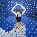 Blue Dancer, 2009 (sold)