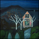 Moon Nights, 2009 (sold)