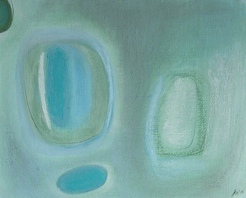 pale green summer (2010) (sold)