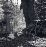 Wormhill Churchyard, Old Gate