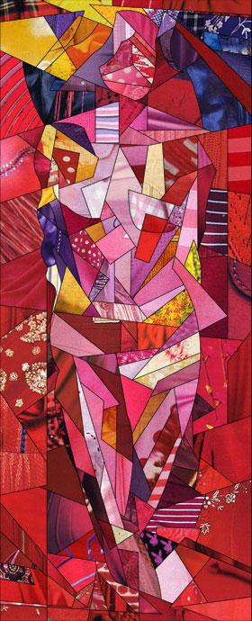 Red Jyoti - collage