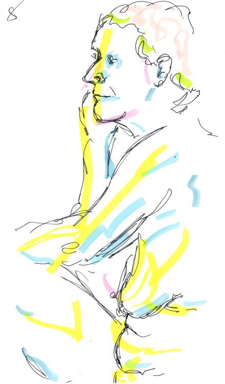 Life drawing - Imogen - 21 11 28