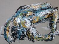 Life study - Emily - Croydon Life Drawing Group - pastel