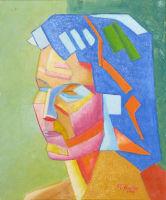 Portrait 3 - oil-painting