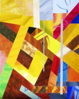 Wells 1 - acrylic