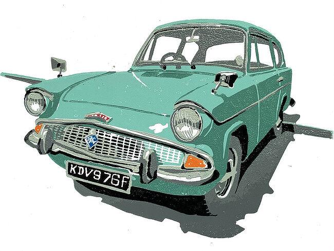 Ford Anglia 103e