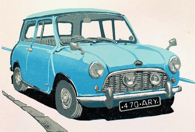 Austin Mini Seven