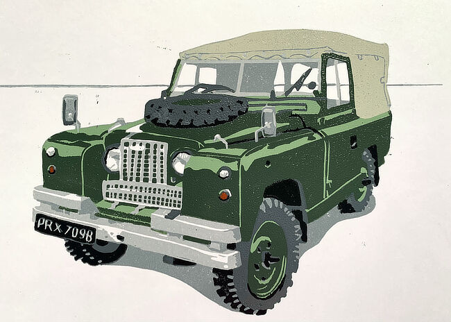Land Rover S2