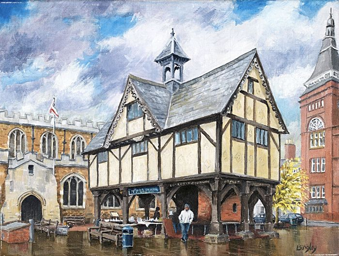 Old Grammar School, Market Harborough