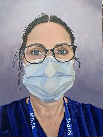 Sheula NHS Portrait #5