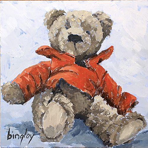 Teddybear #3