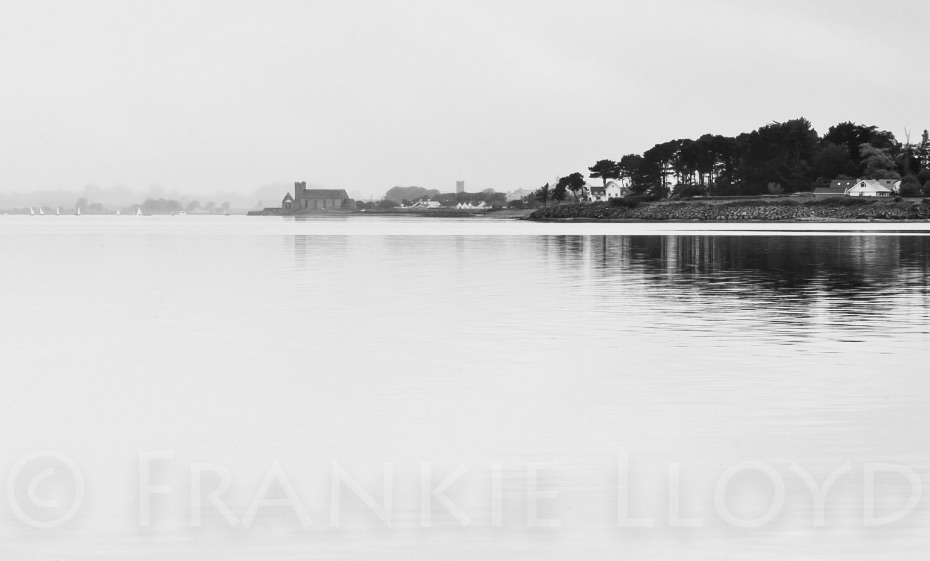 Abbeyside in the Mist