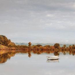 Autumn-Boat