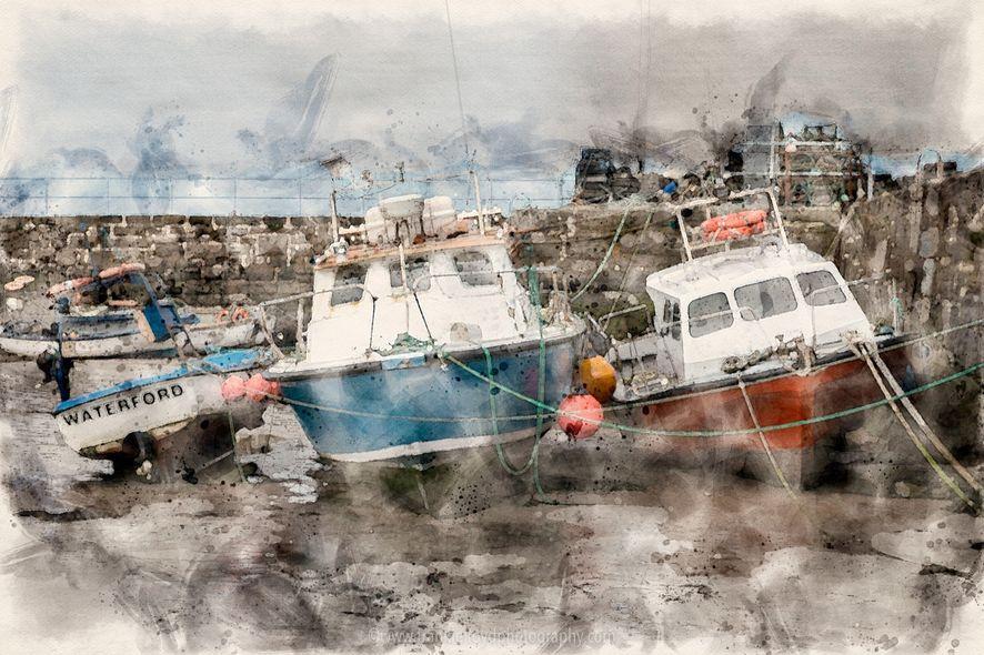 Baile-Na-Gaul-Boats