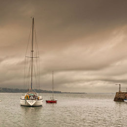Ballinagoul-sailboat