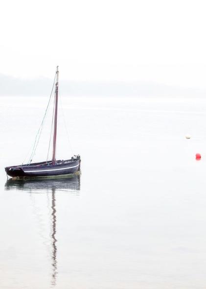 Black-sailboat