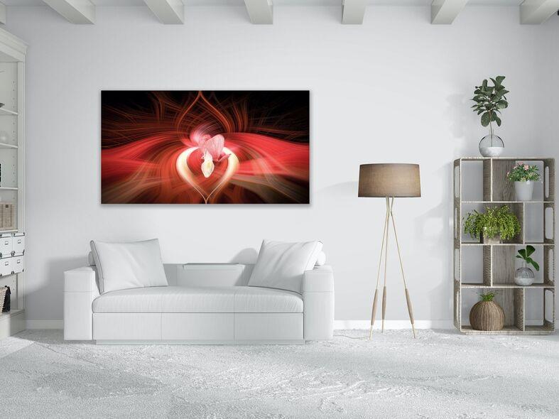 Bleeding Heart Room