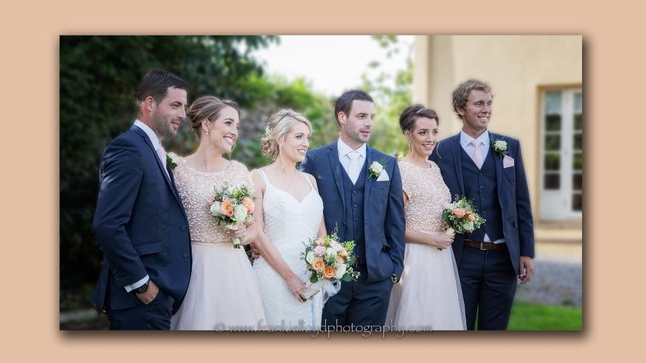 Bridal-party-shadow