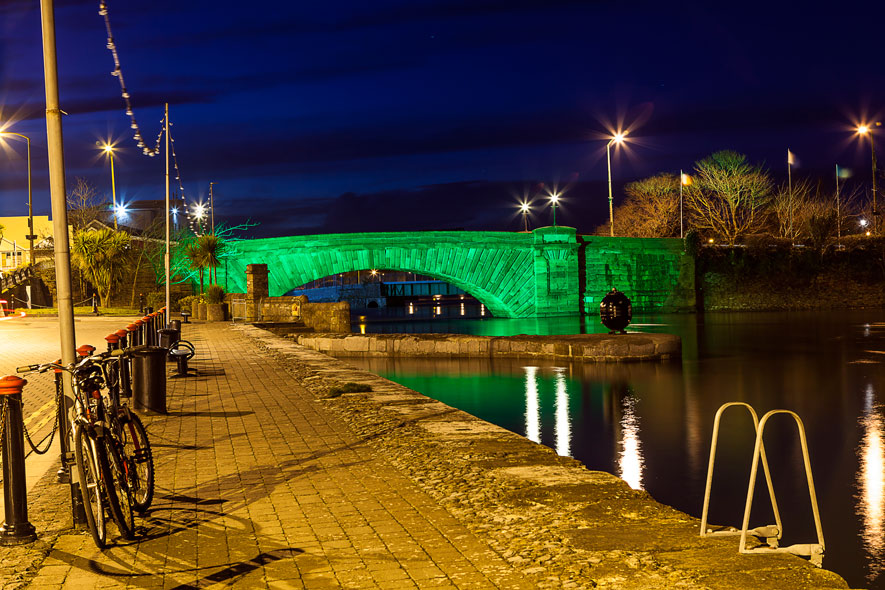 Causeway-Bridge,Green