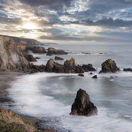 Coppercoast-Seascape-sky