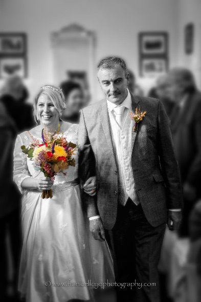 Dave-&-Sue-B&W-coour-flowers
