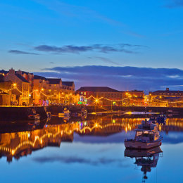 Dungarvan-By-Night