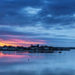 Dungarvan-Dawn-blue-hour