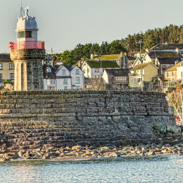 Dunmore-Lighthouse