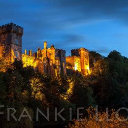 Lismore castle night