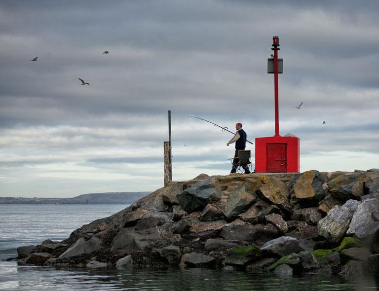 Lonly-Fisherman