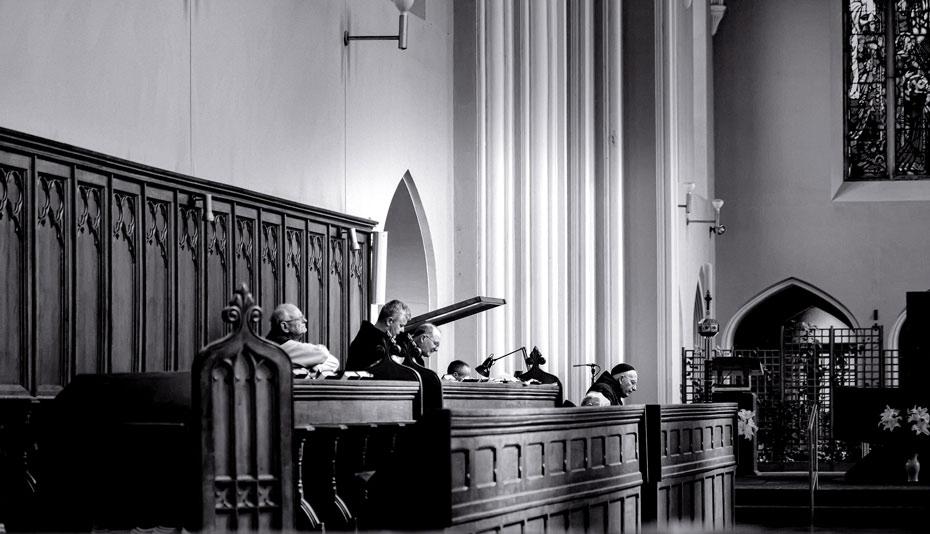 Monks-at-prayer