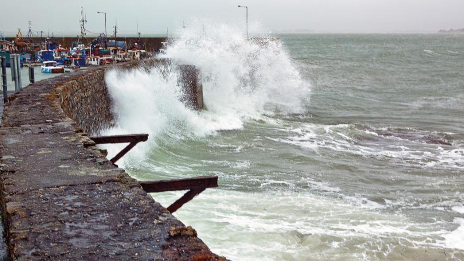 Pier-Wall
