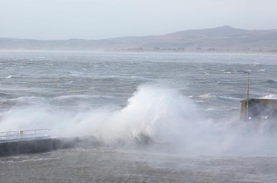 Storm-wave