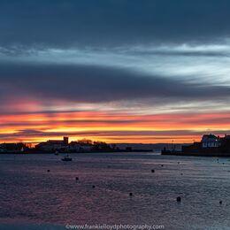 Sunrise-Dungarvan-Harbour-Jan