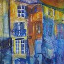 Aix street scene