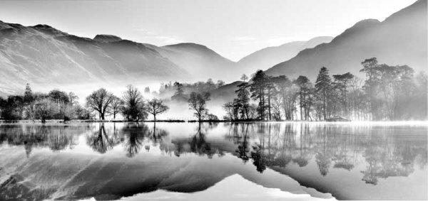 Ullswater At Dawn