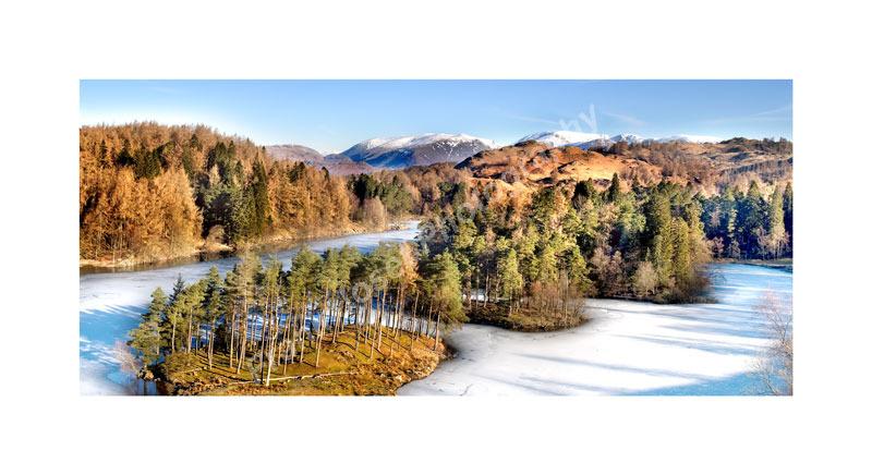 Tarn Hows In Winter