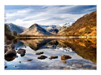 Reflections On Brotherswater