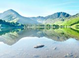 Early Morning On Buttermere