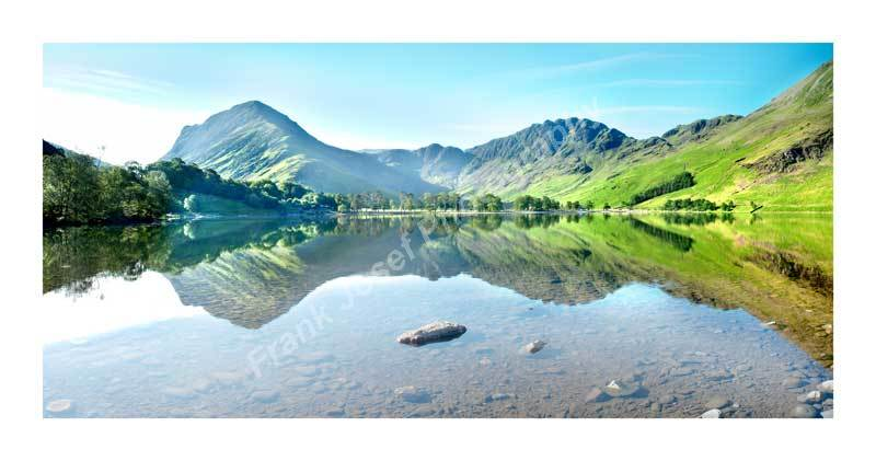 Early Morning At Buttermere