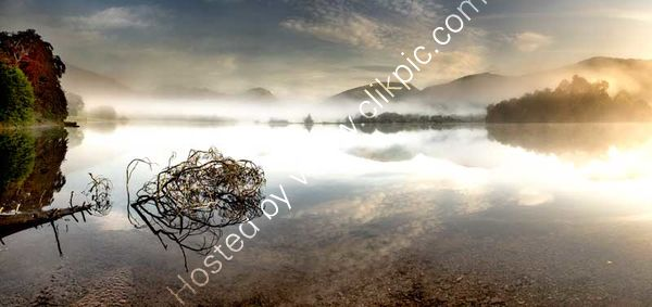 Early Mist On Grasmere