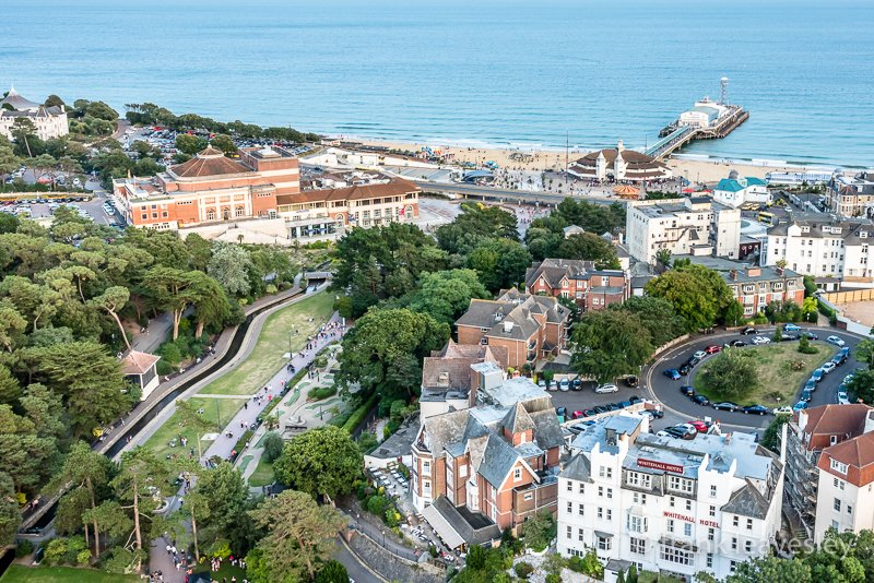 Bournemouth Balloon View