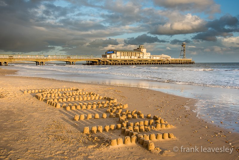Bournemouth Sandcastles